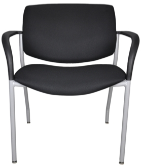Jem+3 Heavy Duty Guest Chair