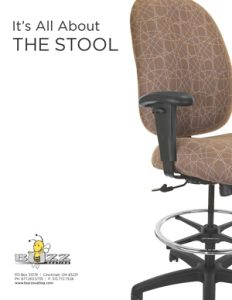 Stools brochure cover