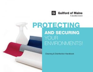 Fabric Cleaning and Disinfection Handbook Cover