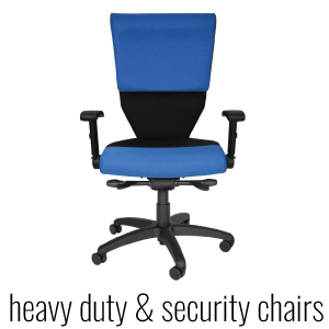 "Shield ""Cop Chair"" by Buzz Seating"
