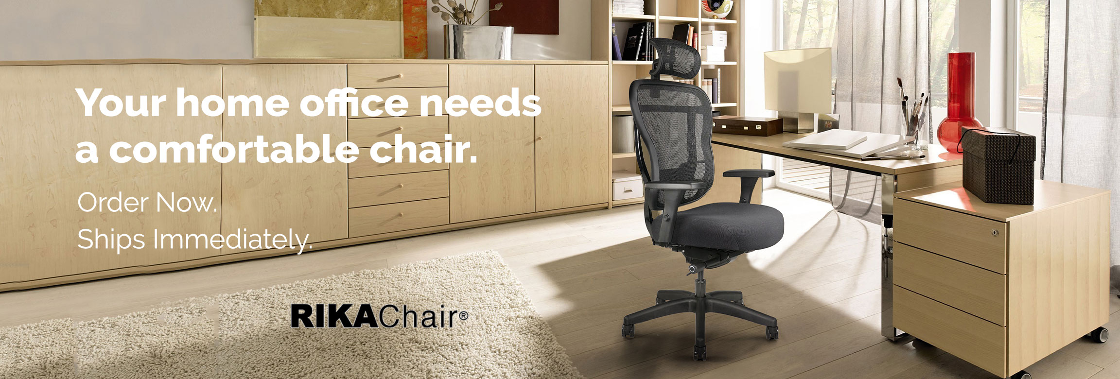 RIka Desk Chair For Home Office