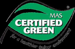 MAS Certified Green